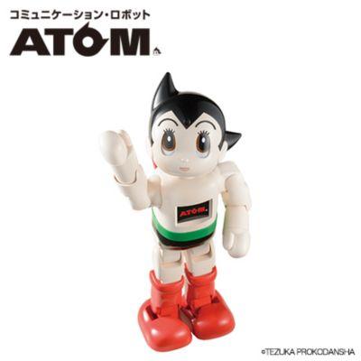 コミュニケーション・ロボット ATOM (アトム) 完成版