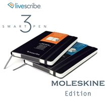 Moleskine Note For Livescribe