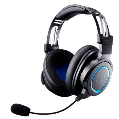 audio-technica ワイヤレスゲーミングヘッドセット ATH-G1WL オーディオ テクニカ