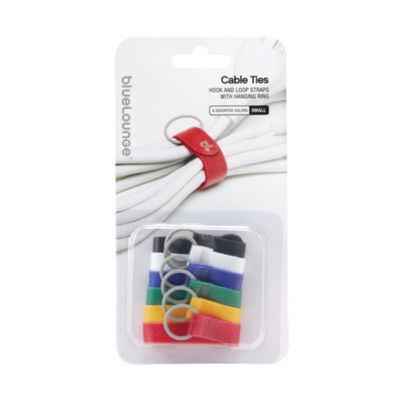 Bluelounge Cable Ties Small
