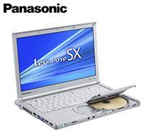 リサイクルノートパソコン Panasonic Let