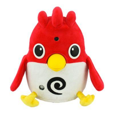 【ノベルティプレゼント中!】鳥形ロボット「チャーピー」と英会話を楽しもう!