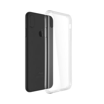 GRAMAS iPhoneXSMax ケース Glass Hybrid Shell Case for iPhone