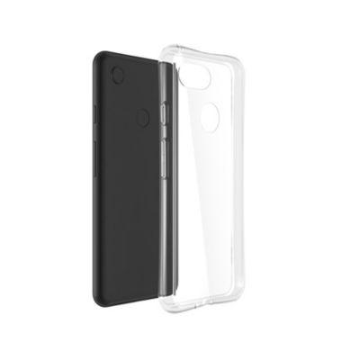 GRAMAS COLORS Glass Hybrid Shell Case for Pixel 3