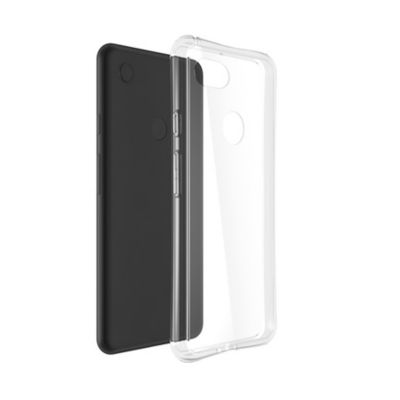GRAMAS COLORS Glass Hybrid Shell Case for Pixel 3 XL
