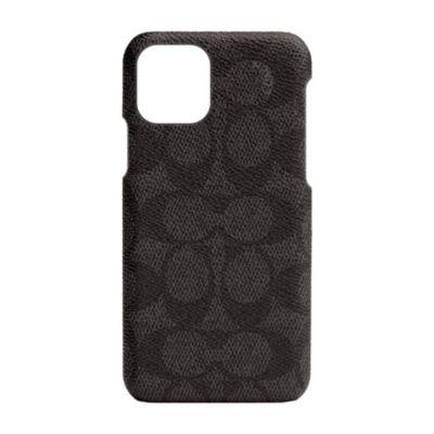 COACH iPhone11Pro SLIM WRAP CASE SIGNATURE C WRAP