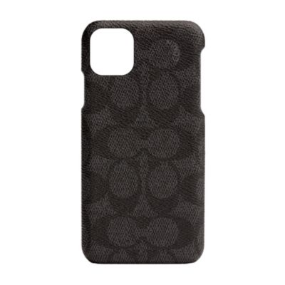 COACH iPhone11ProMax SLIM WRAP CASE SIGNATURE C WRAP