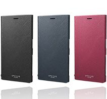 GRAMAS COLORS「EURO Passione」PU Leather Case for Xperia XZ(Z5)