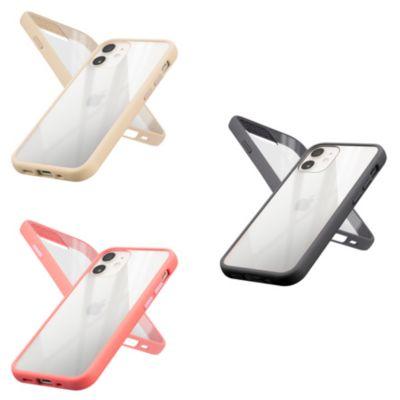 Campino Anti-shock Slim Case for iPhone 12 mini ベージュ