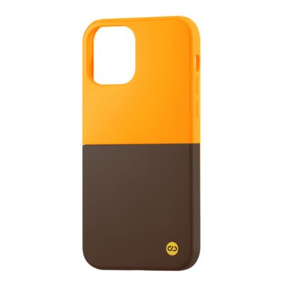 Campino OLE stand II for iPhone 12 Pro / iPhone 12 ベージュ オレンジ
