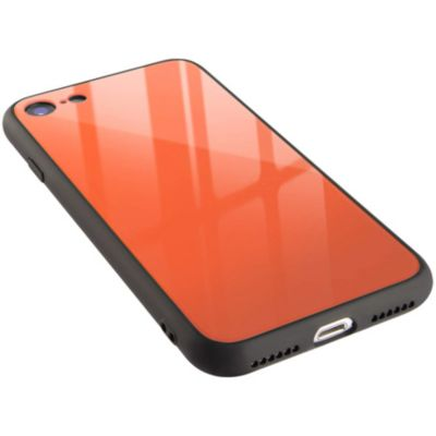 *campino カラーガラスケース for iPhone SE(第2世代)/ 8 / 7