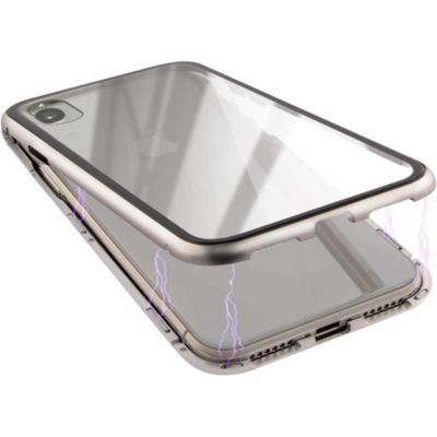 *campino アルミハイブリッドケース for iPhone XR