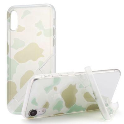 アウトレット 数量限定品 campino OLE stand Camouflage for iPhoneXR