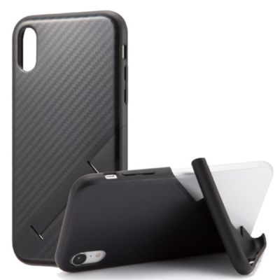 campino OLE stand Carbon for iPhoneXR