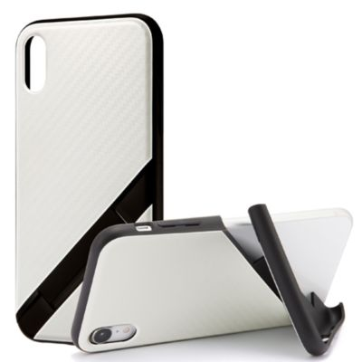 アウトレット 数量限定品 campino OLE stand Carbon for iPhoneXR
