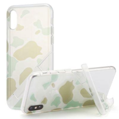 アウトレット 数量限定品 campino OLE stand Camouflage for iPhoneXS iPhoneX
