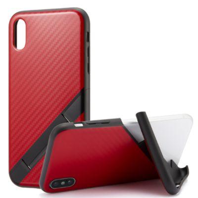 アウトレット 数量限定品 campino OLE stand Carbon for iPhoneXS iPhoneX