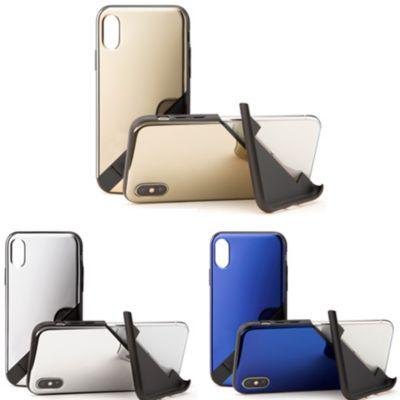 アウトレット 数量限定品 campino OLE stand Mirror for iPhoneXS iPhoneX