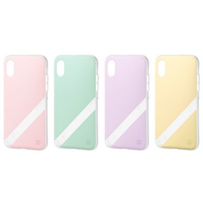 campino OLE stand Pastel for iPhone XS / X  ネコポス便配送