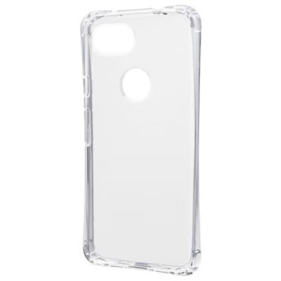 GRAMAS  TPU Clear Shell Case for Pixel 3a
