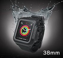 Catalyst Apple Watch 38mm シリーズ 2/3 完全防水ケース