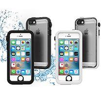 �y�h���E�ϏՌ��zCatalyst iPhone SE/5s/5 ���S�h���P�[�X