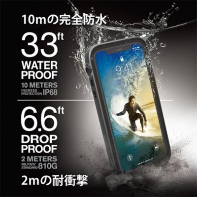 Catalyst iPhone XR 完全防水ケース