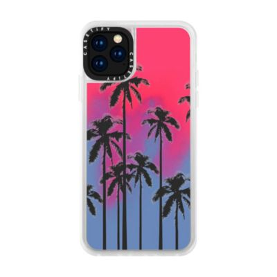 casetify iPhone11Pro Neon Sand Case