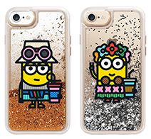 Casetify Minion Case Glitter for iPhone 7&iPhone 6s/6