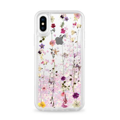 アウトレット iPhone XS/X Flower Exclusive(Glitter) CTF-4637187-371603