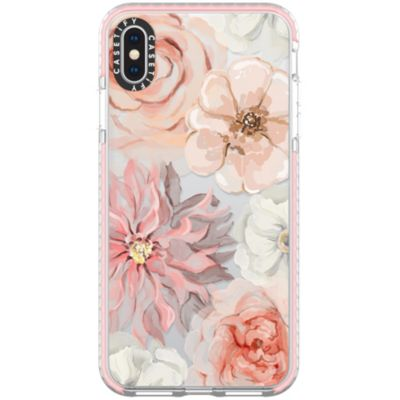 Casetify iPhoneXSMax ケース  Impact Case PRETTY BLUSH No.4676125 Pink Bumper