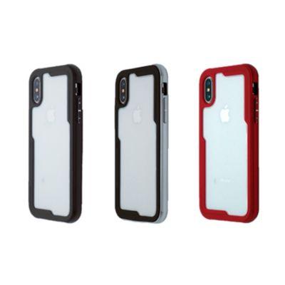 Deff iPhoneXS ケース 耐衝撃 TOUGH BUMPER Case