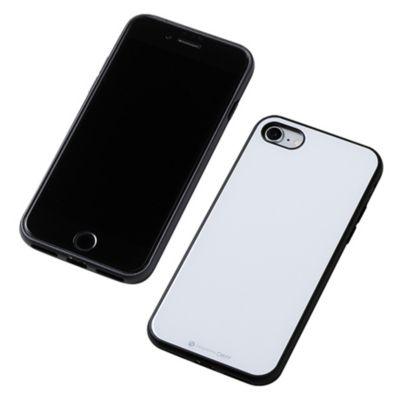 Deff  iPhone SE(第2世代)8/7用 ガラス&TPU ハイブリッドケース Etanze(エタンゼ)