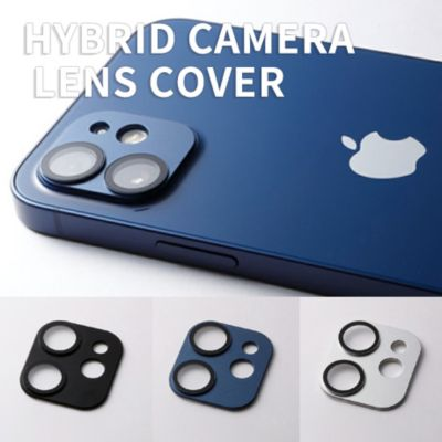 Deff iPhone 12 HYBRID CAMERA LENS COVER