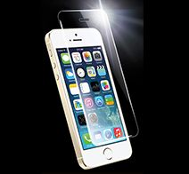 Deff Glass Screen Protector for iPhone5s/5c/5(Dragontrail)