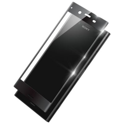 Deff Hybrid 3D Glass Screen Protector for Xperia XZ1 通常