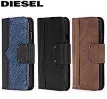 DIESEL Folio Case for iPhone XS / X