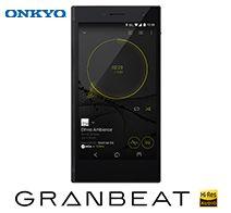 オンキョー デジタルオーディオプレーヤー・スマートフォン「GRANBEAT」               e-onkyoクーポン10枚+ガラス保護シート付き