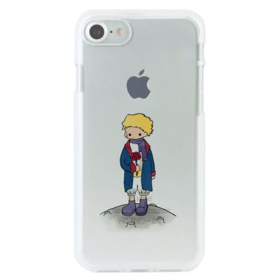 Dparks iPhone 8 / 7 ソフトクリアケース 星の王子さま