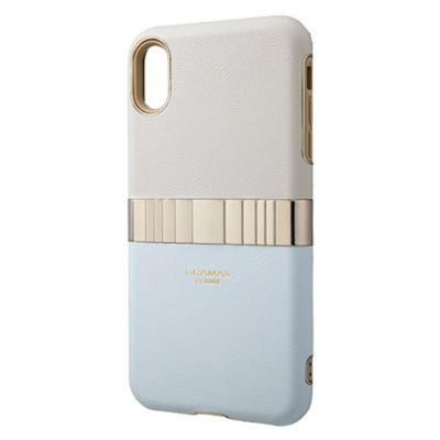 GRAMAS iPhoneXSMax ケース Rel Hybrid Shell Case