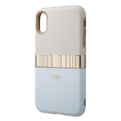 GRAMAS iPhoneXR ケース Rel Hybrid Shell Case