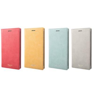GRAMAS iPhoneXS iPhoneX ケース 手帳型 レザー Colo PU Leather Book Case