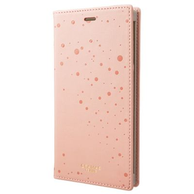 GRAMAS iPhoneXR ケース 手帳型 レザー Twinkle PU Leather Book Case