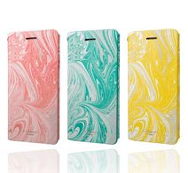 GRAMAS FEMME Mab Flap Leather Case for iPhone 7