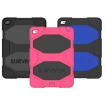 【耐衝撃】Griffin SURVIVOR iPad Air 2