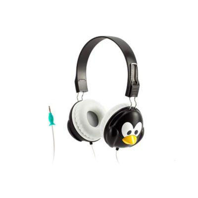 アウトレット GRIFFIN Kazoo Headphones - Penguin