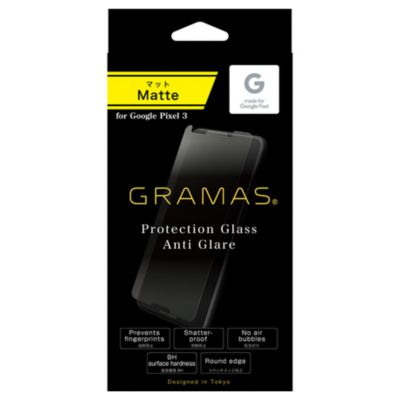 GRAMAS Protection Glass Anti Glare for Pixel 3
