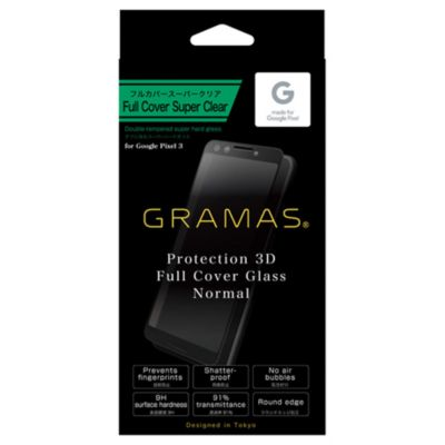 GRAMAS Protection 3D Full Cover Glass Normal for Pixel 3