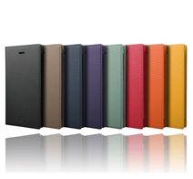 GRAMAS Shrunken-calf Leather Case for iPhone 8 / 7