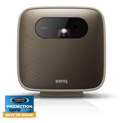 BenQ ポータブル LEDプロジェクターGS2/1280 x 720/500ルーメン